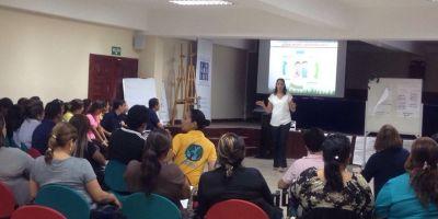 Introducción a los principios de Disciplina Positiva en colegio CENU
